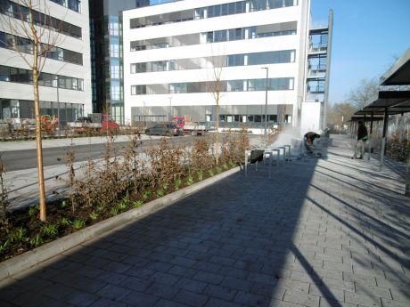 Fachhochschulzentrum – Münster