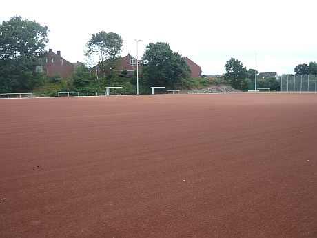 Sanierung Sportanlage ESV – Münster