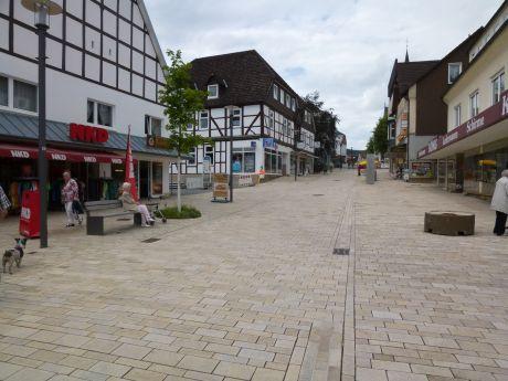 Lange Straße – Bad Driburg