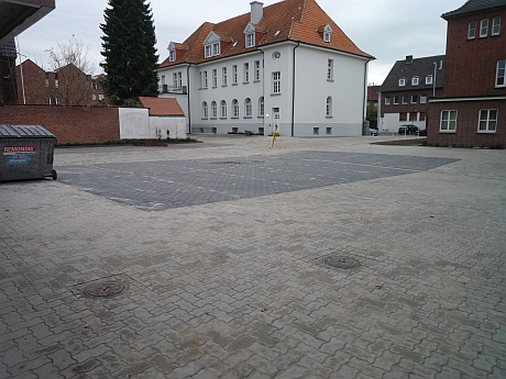 Amtsgericht Ahlen Kanal- und Parkplatzsanierung