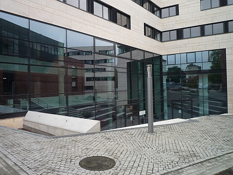 Uni Kassel – Erweiterung Erziehungswissenschaften