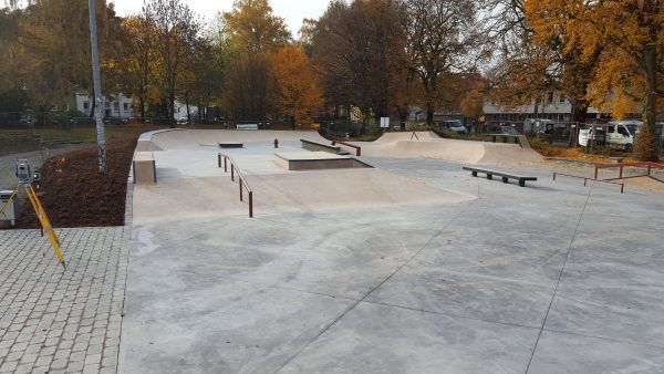 Skateanlage – Osnabrück
