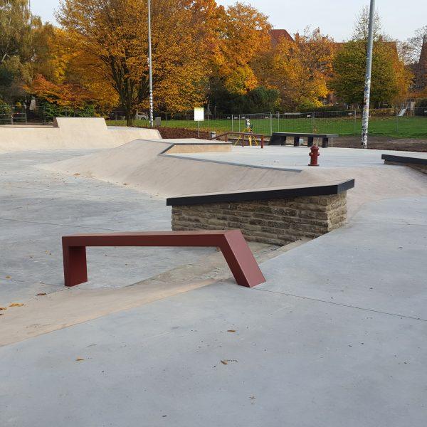 Skateanlage - Osnabrück