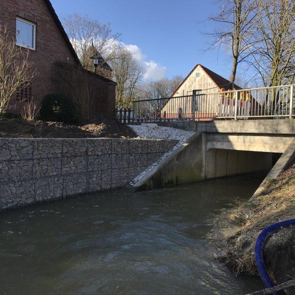 Ökologische Verbesserung des Emmerbaches - Davensberg