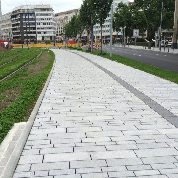 Kö-Bogen (TP 49) Berliner Allee / Immermannstraße - Düsseldorf